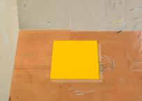 Sans titre 24 (Inspiré d'une œuvre de Tom Benson), 152 x 128 cm, 2014, VENDU