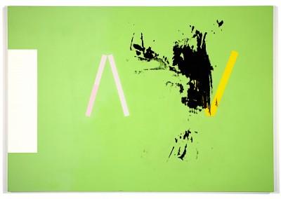 Sans titre 6, 128 x 182 cm, 2011, VENDU