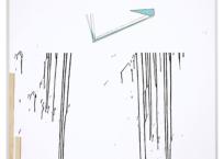 Sans titre 9, 182 x 137 cm, 2011, SOLD