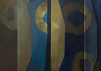 Scénario, 90 x 90 cm, 2015