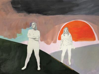 Astre, 39.5 x 56 cm, 2020