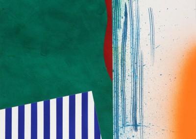 Strates IV, 76 x 56 cm, 2013, VENDU
