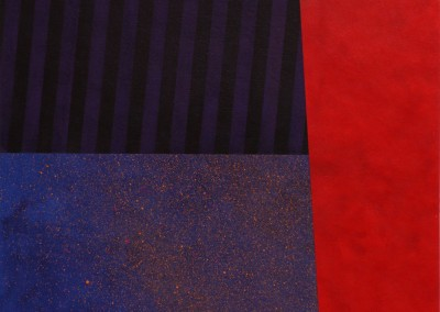Strates XII, 76 x 56 cm, 2013