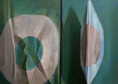 Tableau de chevet 4, 56 x 71 cm, 2013