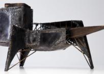 Trirème, 28 × 61 × 25 cm , 1966 , VENDU