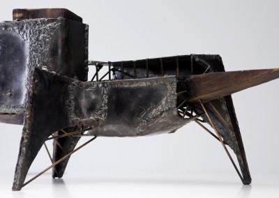 Trirème, 28 × 61 × 25 cm , 1966 , SOLD