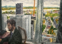 Anthony, 82.5 x 99 cm, 2018