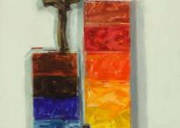 Podium, 35.5 x 14 cm, 2019