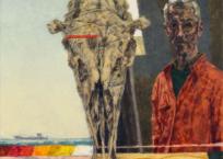 Portrait double, 40.5 x 40.5 cm, 2020