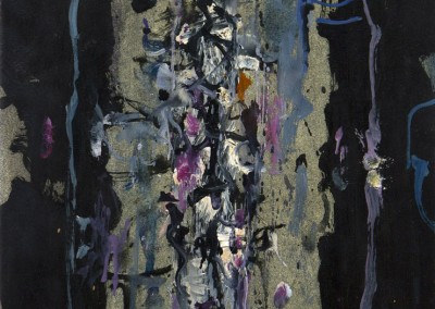 Sans titre, 50 x 32 cm, 1961, SOLD
