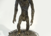 Bonobo, 52 x 38 x 38 cm, 2009