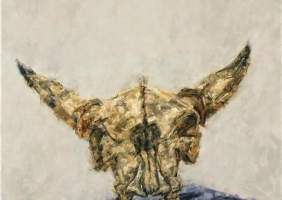 Crâne, 61 x 40.5 cm, 2013