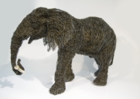 Mémoire d'éléphant III, 42 x 62 x 27 cm, 2009, VENDU