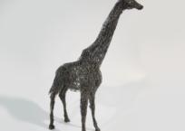 Girafe, 50 x 36 x 9 cm, 2009