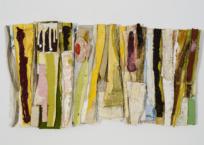 Jardin des effiloches #2, 33 x 61 cm, 2013, SOLD