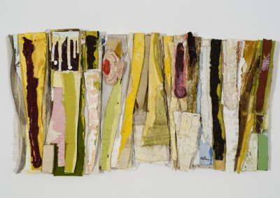 Jardin des effiloches #2, 33 x 61 cm, 2013, VENDU