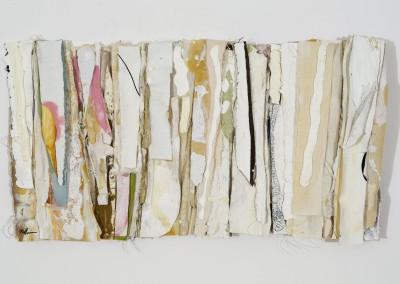 Jardin des effiloches #3, 33 x 61 cm, 2013