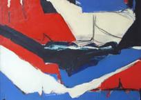 Peinture No. 65, 86 x 68.5 cm, 1963, VENDU