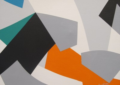 La lumière et la chaleur, 23 x 30.5 cm, 1992, SOLD