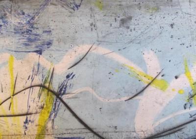 Léman (1), 33.5 x 80.5 cm, 2014