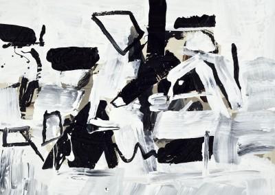 Equinoxe - Le port 1, 100 x 120 cm, 2012