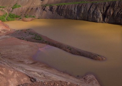 Mine 1, 2012