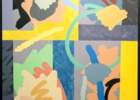 Les Briques, 152.4 x 121.9 cm, 2016