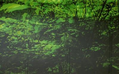 Errance II, 25 x 45 cm, 2015, VENDU