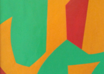 Méandres, 99 x 65.5 cm, 1957
