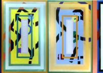 Les Briques 14, 121.92 x 182.88 cm, 2016