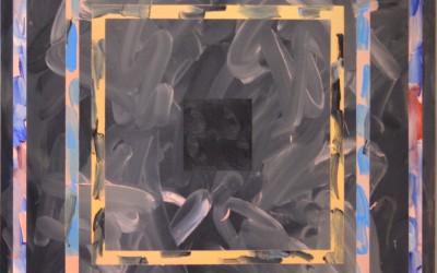 Les Briques 16, 181.28 x 81.28 cm, 2016 (VENDU)