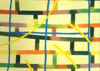 Les Briques 6, 60.96 x 55.88 cm, 2016