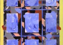 Les Briques 3, 60.96 x 48.26 cm, 2016