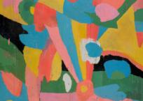 Mon manège à moi c'est toi, 183 x 155 cm, 2013, VENDU