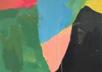 Bois I, 46 x 41 cm, 2015, VENDU