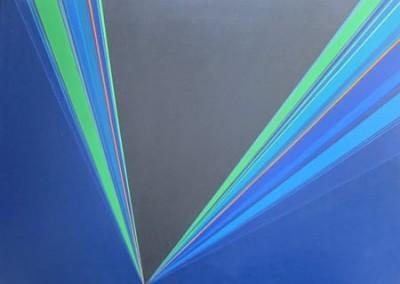 Tranquility, 76 x 102 cm, 1970