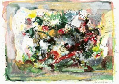 Pastorale, 42.5 x 50.5 cm, 1993
