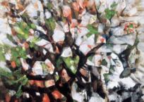 Composition, 90 x 120 cm, 1951, VENDU