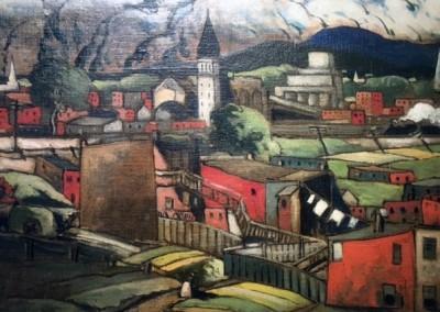 Hochelaga, 41 x 59.25 cm, 1930