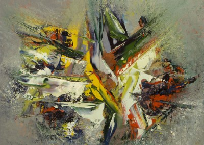 Lux, 81.5 × 101.5 cm, 1967 , SOLD