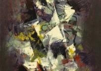 Pénombre, 56 × 48.5 cm, 1965 , VENDU