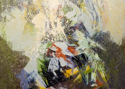 Des Rêves et du Hasard no 3, 127 × 101.5 cm , 1987, VENDU