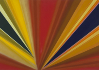 Homm, 122 x 183 cm, 1975, SOLD