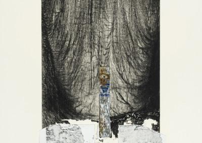 Marc Garneau, Halde 6, 66 x 51cm, 2016-2017