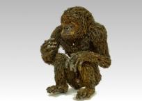 Bonobo, 30.5 x 25.5 x 25.5 cm, 2014