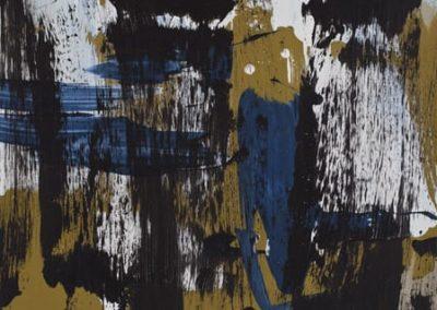 Francine Simonin, Patchwork, 50 x 50 cm, 2008